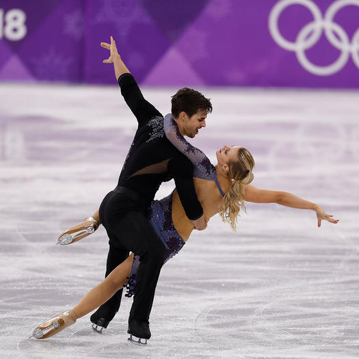 Olympic skating pairs dating advice