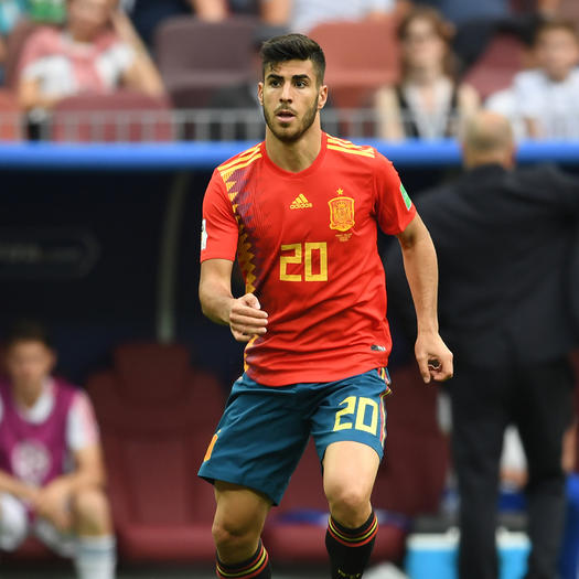 Marco Asensio sexy soccer player
