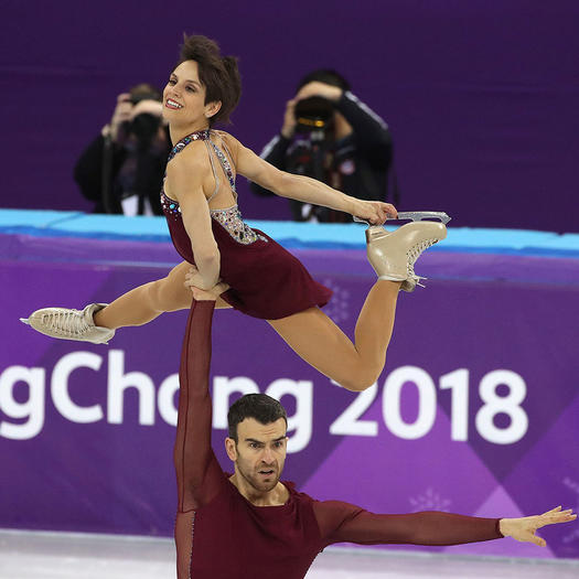 The Olympic figure skating pairs we love to ship