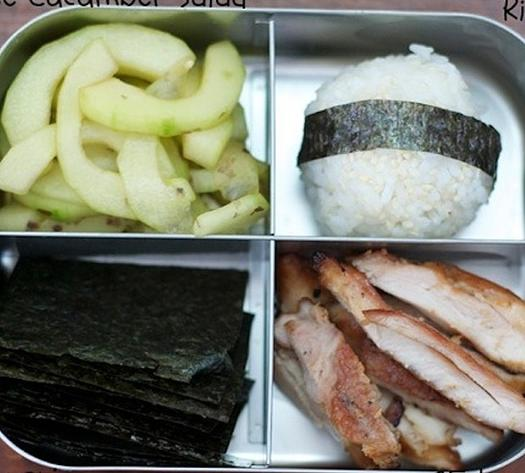 Japanese Bento Boxes Traditional