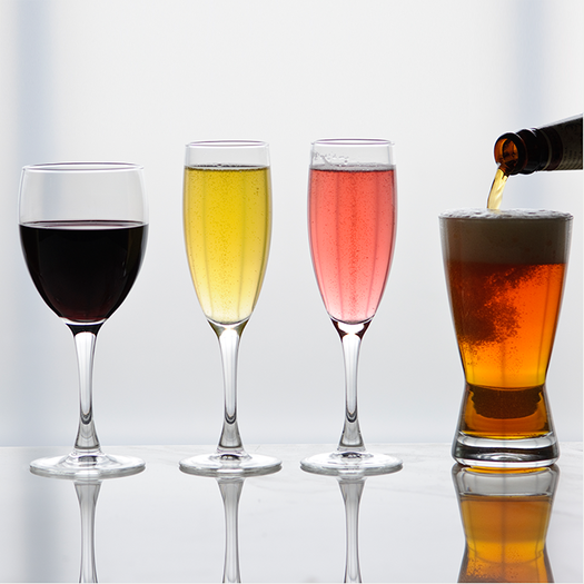 Nutrition Data Calories In Beer Wine Popular Cocktails Shape