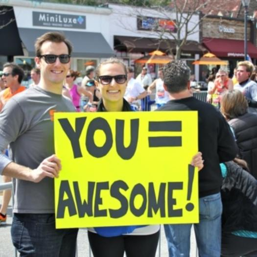 26 Best Marathon Signs from Spectators