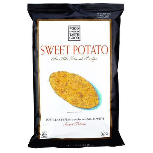 Best Potato Chips Food Should Taste Good Sweet Tortilla