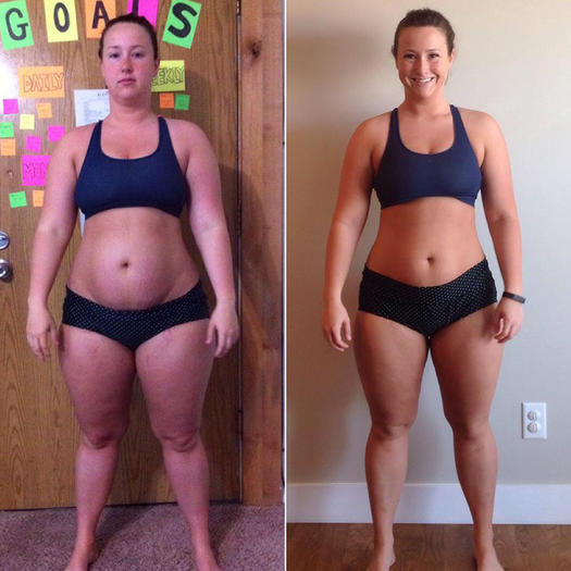 Weight Loss 10 Fit Women On Their Body Transformation Story Shape