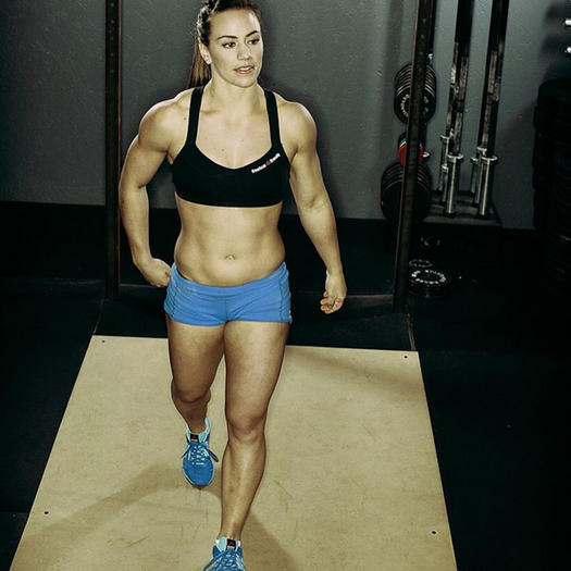Camille Leblanc Bazinet 2015 South Regional Champion: 15+ Fearless Athletes To Watch For At The 2015 CrossFit