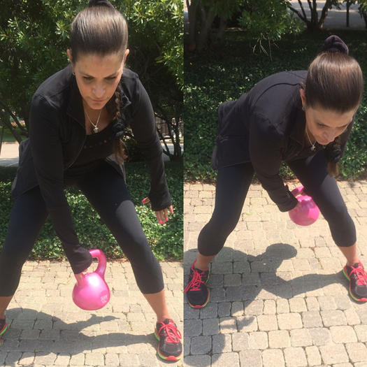 Fat Burning Kettlebell Exercises: Fat Burning Kettlebell Exercises