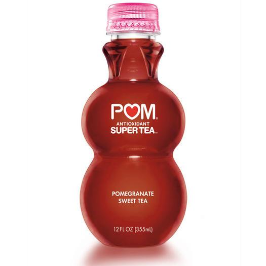 Health drinks 5 new vegetable juices and fruit blends we love pom antioxidant super tea in pomegranate sweet tea malvernweather Images