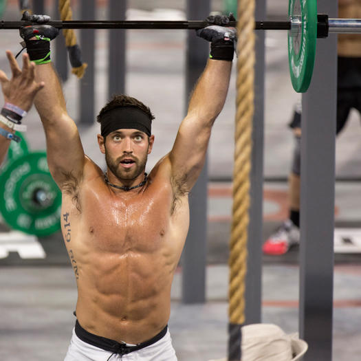 Hot Guys From The 2014 Reebok CrossFit Games