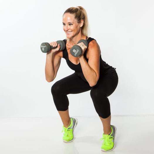 Fitness Gloves In Spain: Lower Body Exercises: New Ways To Take Classic Moves To