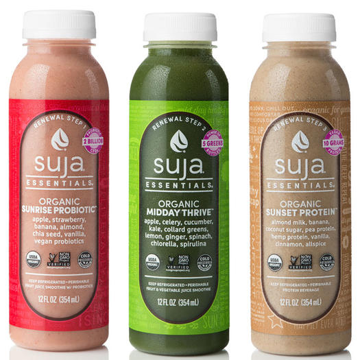 Health drinks 5 new vegetable juices and fruit blends we love suja one day renewal system malvernweather Choice Image