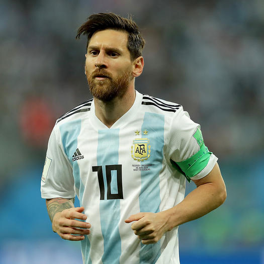 Lionel Messi Hottest Soccer Player World Cup