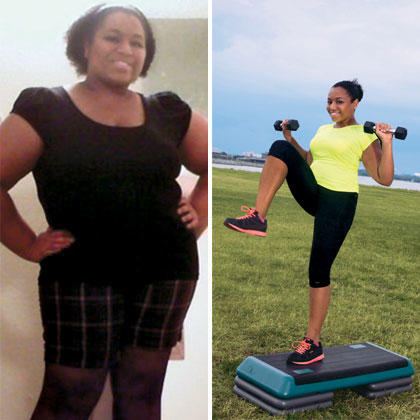 dramatic weight loss stories