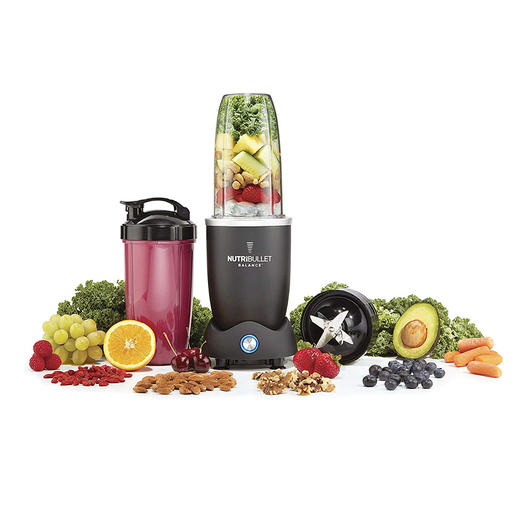 smart nutribullet blender with nutrition sensor