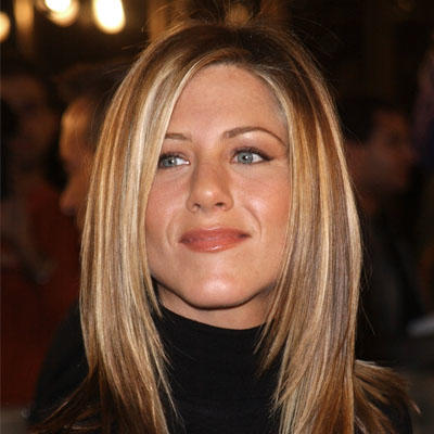 Jennifer Aniston: Oval Appearance
