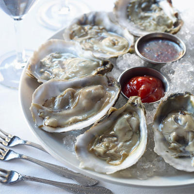 BEST Food For Your Sex Drive Oysters