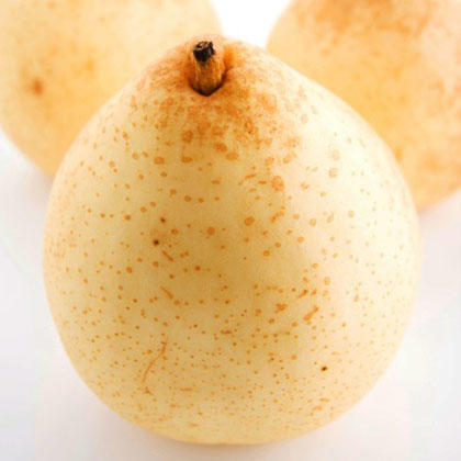 Asian calorie in pear