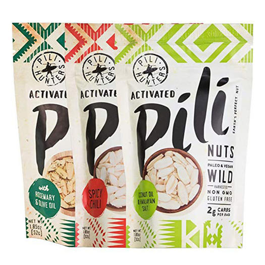 pili nuts keto diet snack from amazon