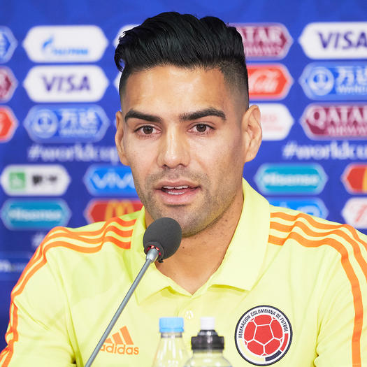 Radamel Falcao Hottest Soccer Player World Cup