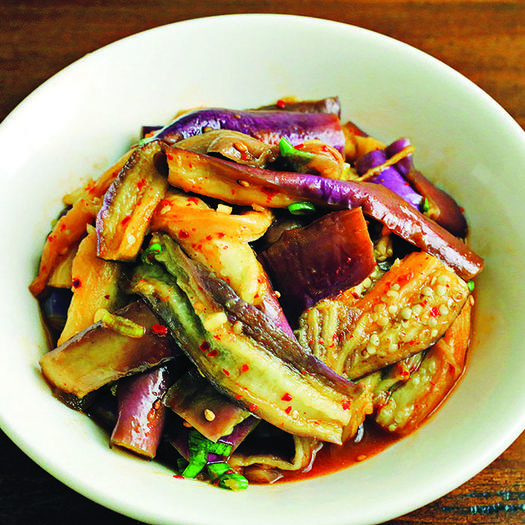 9 healthy korean recipes you can make at home shape magazine steamed eggplant forumfinder Choice Image