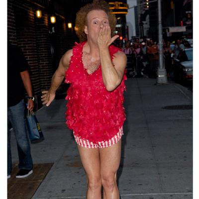 richard simmons costume female. richard simmons costume female