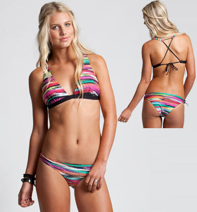 566482cc45 Stylish and Flattering Sports Swimsuits for Women