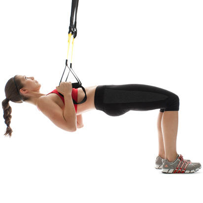 totalbody trx workouts  shape magazine