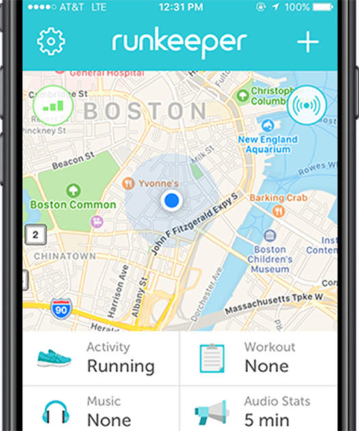 This New App Lets You Play And Compete To Design Your: The Best Running Apps To Help You Train For Your Next Race