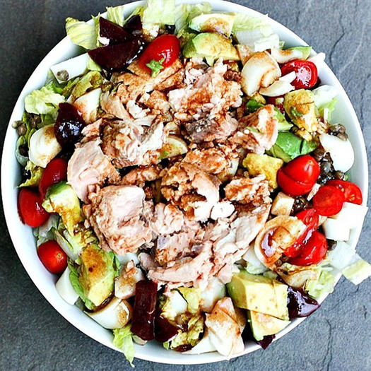 Canned salmon recipes that actually taste good shape magazine canned salmon salad forumfinder Images