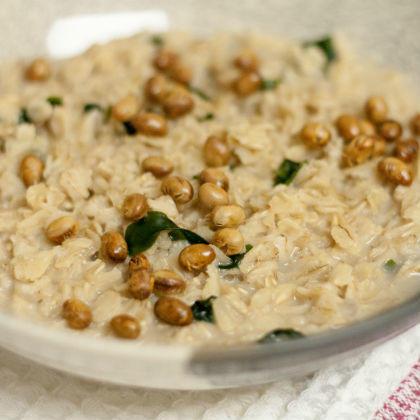 Savory Oatmeal Recipes Shape Magazine