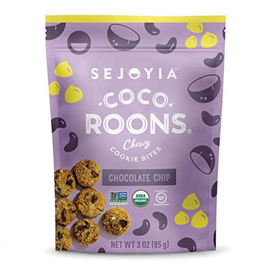 coconut cookie keto snacks from amazon
