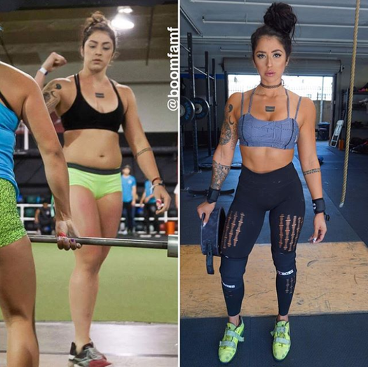 15 Transformations That'll Inspire You to Start Lifting