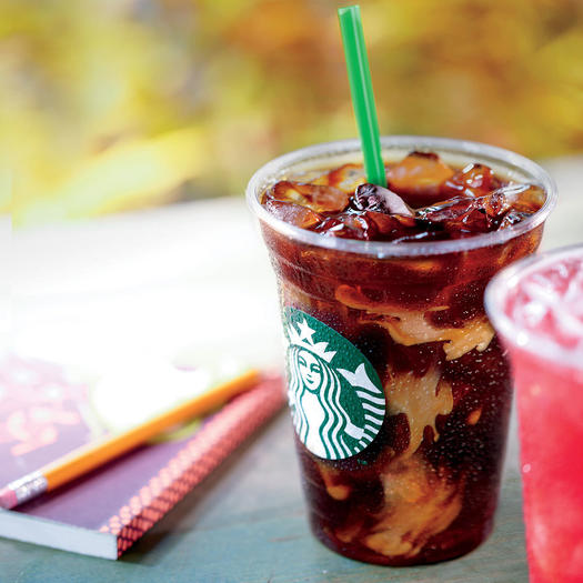 starbucks keto iced coffee idea