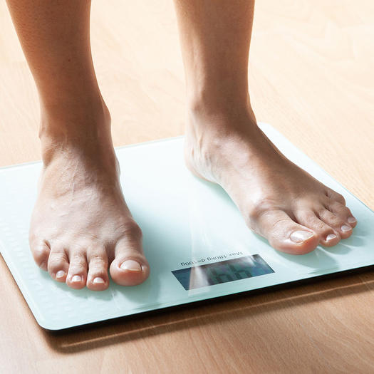 Ditch the scale to stay motivated to lose weight