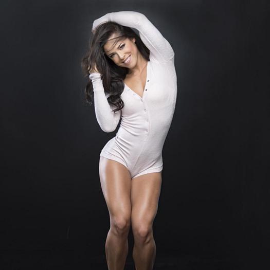 Sexy female gymnast ass — img 6