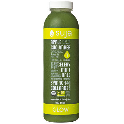 Best tasting green juices shape magazine suja juice glow malvernweather Choice Image