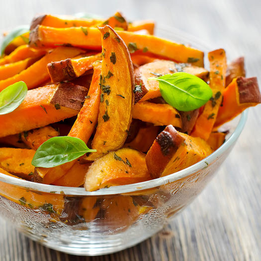 sweet potatoes post workout snack trainers