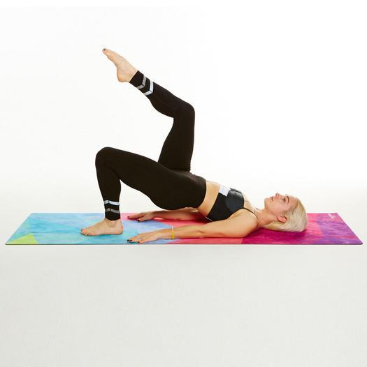 11 Pilates Moves for Leaner Legs