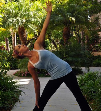 the best yoga poses for athletes  shape magazine