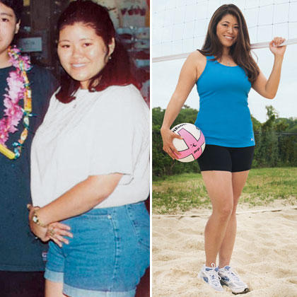 Dramatic Before And After Weight Loss Success Stories Photos