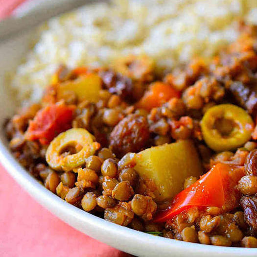 Healthy Picadillo Recipe: Cuban Food Recipes For Dinner And Dessert