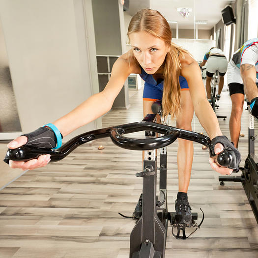 spin class instructors share their cycling success tips shape magazine. Black Bedroom Furniture Sets. Home Design Ideas