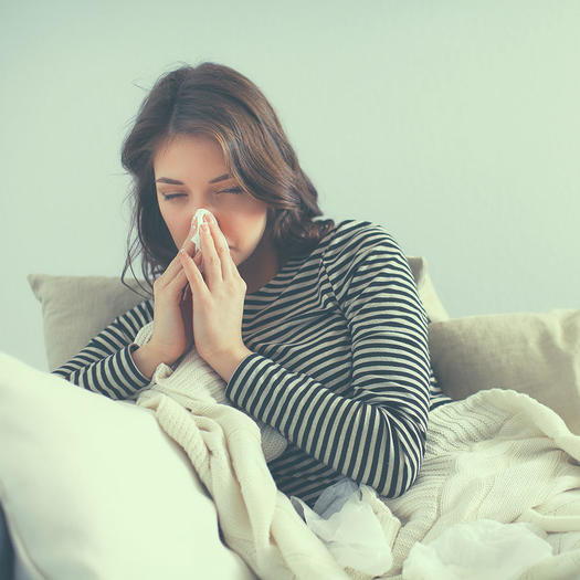 How to get rid of a cold fast shape magazine day 1 you feel congested and achy ccuart Gallery