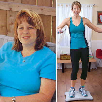 The Shockingly Simple Diet Change This Woman Made to Drop 54 Pounds