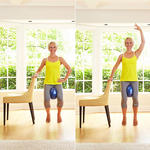 Inner thigh blaster inner thighs exercise