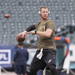carson wentz hot NFL players