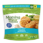 Morningstar Farms Chik'n Nuggets vegan faux meat