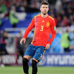 Gerard Pique Hottest Soccer Player World Cup