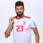 Ramin Rezaeian hot soccer player world cup