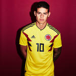 James Rodriguez hot soccer player