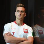 Arkadiusz Milik hot soccer player